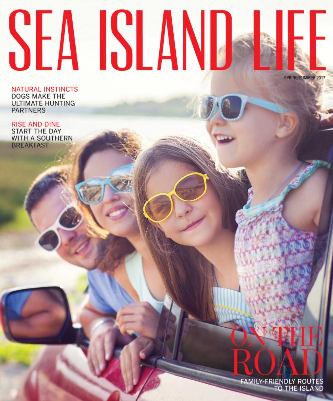 Sea Island Life