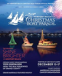 Newport Beach Boat Parade Program