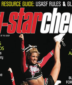 all star cheer magazine