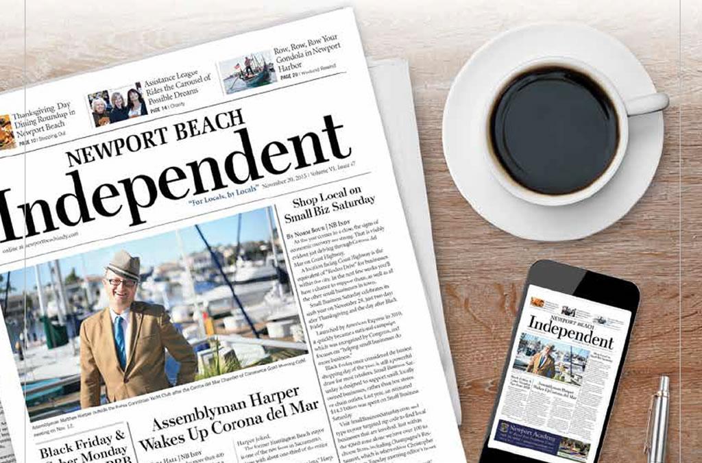 Independent Newspaper Newport Beach Ca
