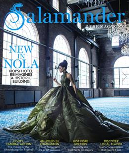 salamander hotel magazine