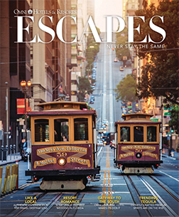 Omni Escapes Magazine