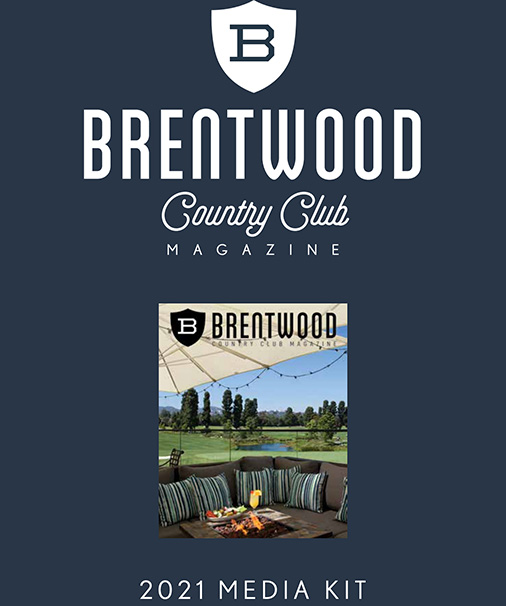 Brentwood Country Club Magazine Media Kit